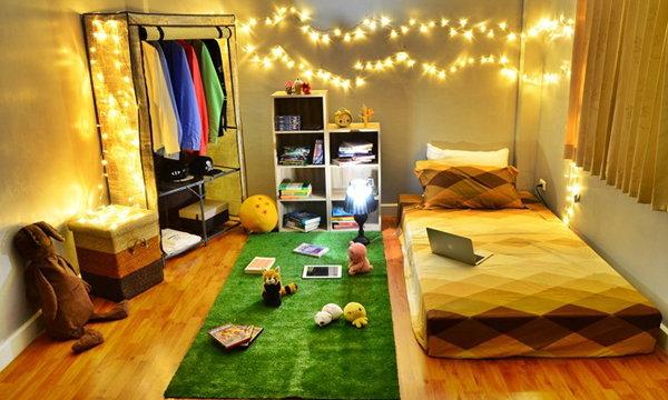วัยรุ่นอยากแนว!!! แต่งห้องแบบ Hipster บ้านๆ ด้วยของไม่กี่ชิ้น