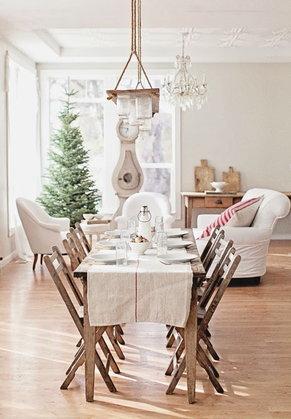 ไอเดียตกแต่งน่ารัก ...รับปาร์ตี้วันคริสมาสต์อย่างเรียบง่ายลงตัว