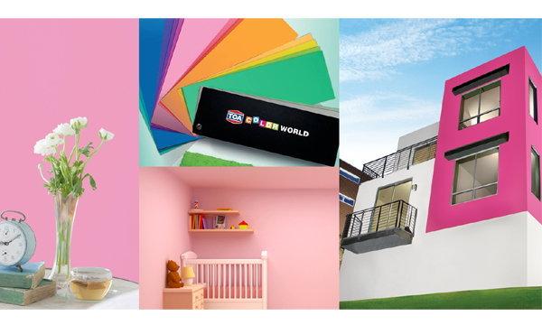 บ้านสวยด้วยสี! เคล็ดลับสำหรับมือใหม่ ก่อนไปเลือกซื้อสีทาบ้าน