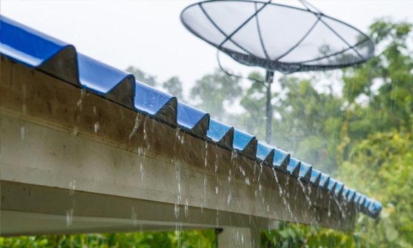 5 ปัญหาเรื่องบ้านที่มาพร้อมหน้าฝน
