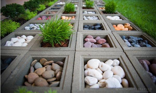 จัดสวนหน้าบ้านทาวน์เฮาส์ ด้วยเนื้อที่เพียง 6.5 ตรม.