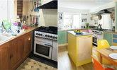 ไอเดียตกแต่งห้องครัวหลากสีที่ทั้งสนุกและใช้งานได้จริง