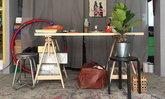 """บ้านศิลปินสไตล์ ป๊อบ อาร์ต """"โอ่ง กงพัฒน์"""" ของแน่น ของเยอะ แต่วางแล้วมีสไตล์"""
