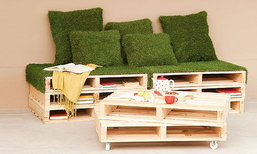 "Green Living Space จาก ""หญ้าเทียม"""