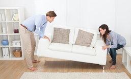 5 สิ่งที่ไม่ควรทำเมื่อย้ายเข้าอพาร์ทเมนท์ครั้งแรก