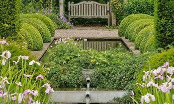 แบบสวน การจัดสวน เพื่อสร้างวิวทิวทัศน์สวยงามให้กับบ้านกว่า 40 แบบ
