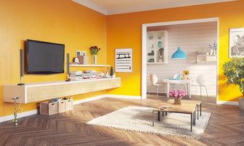สีอื่นหลบไป รู้ไหม? สีเหลืองกำลังกลับมาฮิตเรื่องแต่งบ้าน