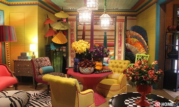3 วิธีแต่งห้องด้วยสีตรงข้าม สวยแจ่ม ทำให้ห้องดูคึกคัก