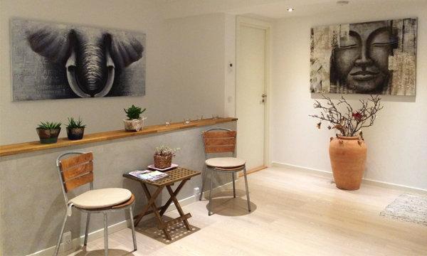 การจัดห้องโดยใช้ Gallery ในที่เล็กๆ ของบ้าน เป็นไอเดียสำหรับคนรักในงานศิลป์