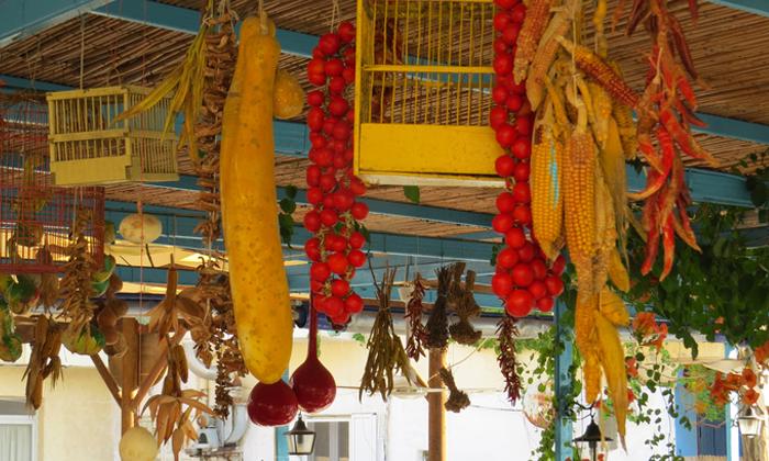 4 วิธีตกแต่งบ้านให้สวยด้วยของกิน (ผัก และผลไม้)