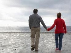 ลักษณะการเดินกับคนที่คุณรัก