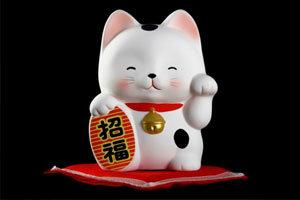 ความเชื่อเรื่องแมวกวักนำโชคญี่ปุ่น