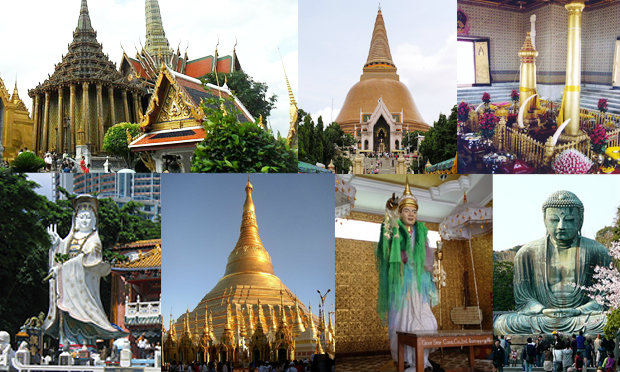 ขอพรเสริมดวง สถานที่ศักดิ์สิทธิ์ชื่อดังทั้งไทยและต่างประเทศ