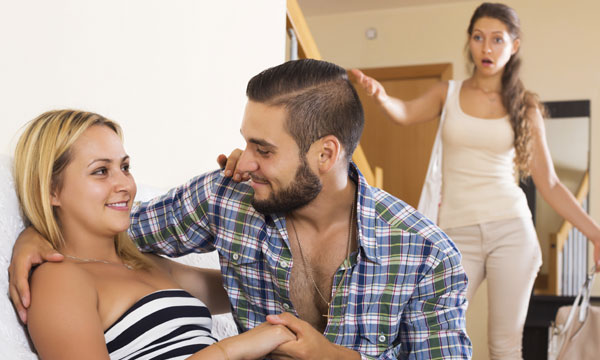 กรรม!! ที่ทำให้ได้ สามี หรือ ภรรยาเจ้าชู้