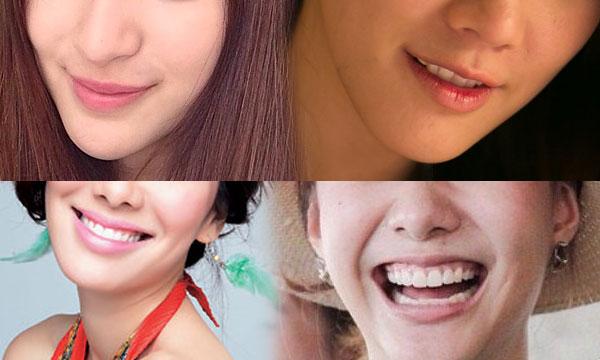 วิธีดูคนจากรอยยิ้มและลักษณะฟัน