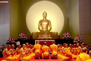 โครงการอุปสมบทหมู่ ภาคฤดูร้อน 100,000 รูป ทั่วไทย