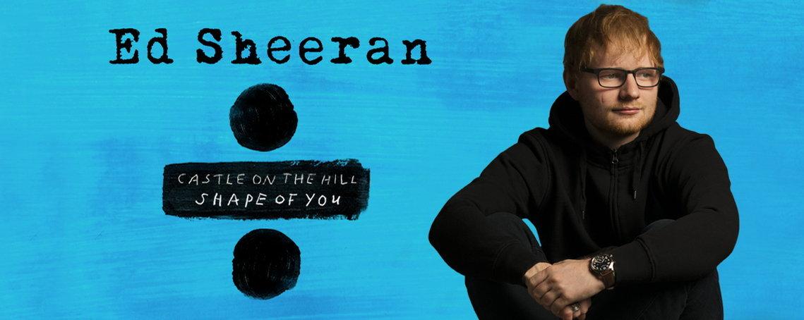 ศิลปินเพลง Ed Sheeran