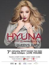 HYUNA ASIA TOUR FAN MEETING IN BANGKOK 2017