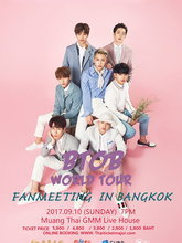 BTOB 2017 World Tour Fan Meeting in Bangkok