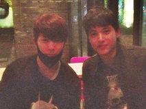 ทงเฮ Super Junior เจมส์ จิรายุ ตั้งศรีสุข