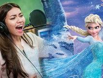 แก้ม วิชญาณี ปล่อยมันไป (Let it Go) Frozen