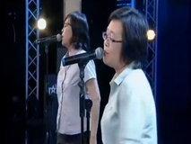 หญิงลีจูเนียร์ & นิวจิ๋วรุ่นป้า