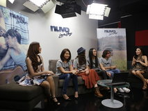 แถลงข่าว NUVO LOVE STORY SHORT FILM SERIES