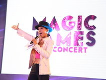 MAGIC JAMES THE CONCERT