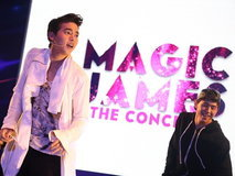 MAGIC JAMES THE CONCERT