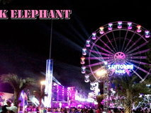 Pink Elephant presents Santorini concert and carnival 2013