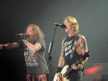GUNS N' ROSES. NOT IN THIS LIFETIME TOUR.LIVE IN BANGKOK