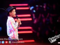 เก้า เกริกพล The Voice Kids