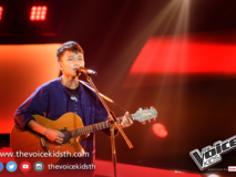 แน็ท THE VOICE KIDS