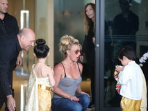 Britney Spears in Bangkok