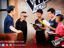 เก้า แนท และ กัปตัน The Voice Kids