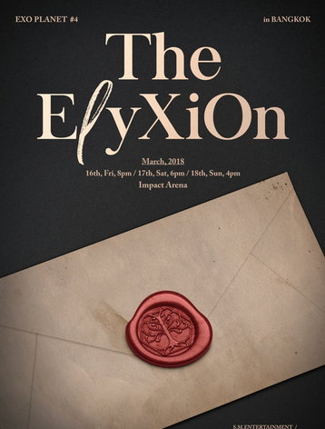 EXO PLANET #4 – The EℓyXiOn – in BANGKOK