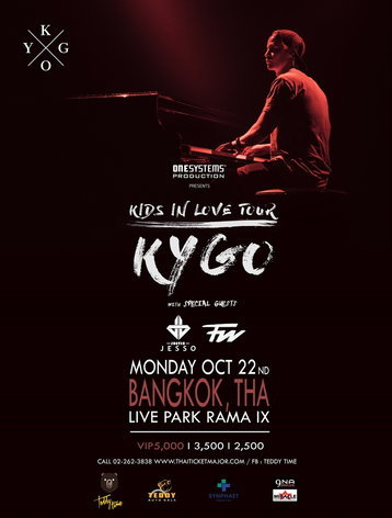 KYGO KIDS IN LOVE TOUR