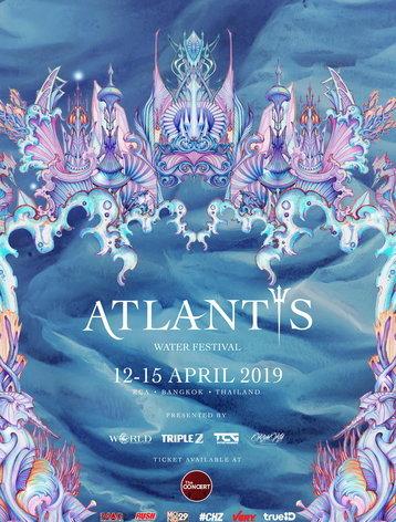 ATLANTIS WATER FESTIVAL 2019