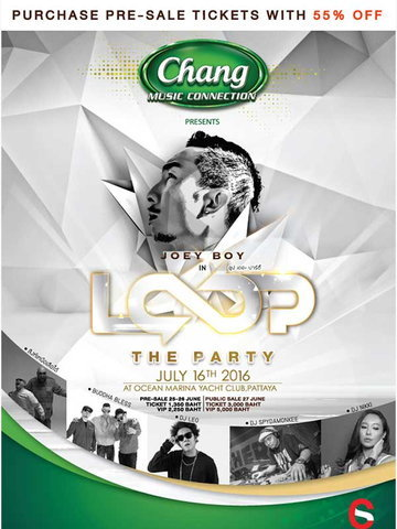 Chang Music Connection Presents LOOP The Party