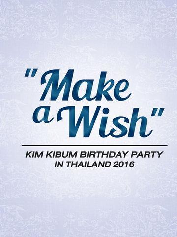Kim Kibum Birthday Party in Thailand 2016