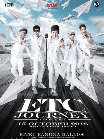 True presents ETC Journey Concert