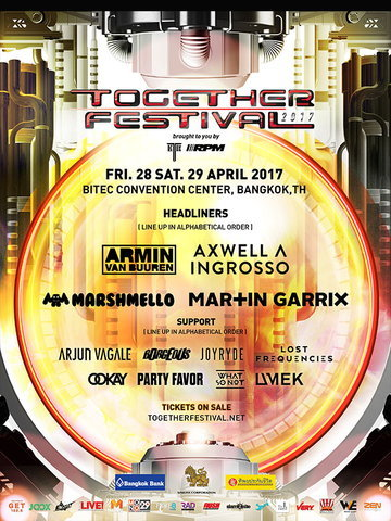 Together Festival 2017