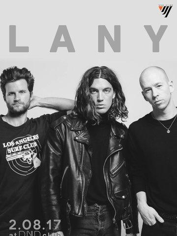 LANY live in Bangkok 2017