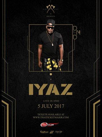 Golden Axe presents Iyaz Exclusive Party Live in Bangkok