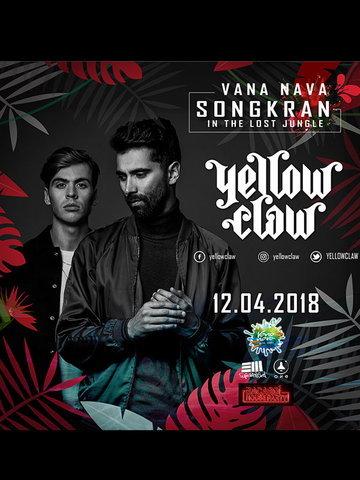 Vana Nava Songkarn in the Lost Jungle Concert