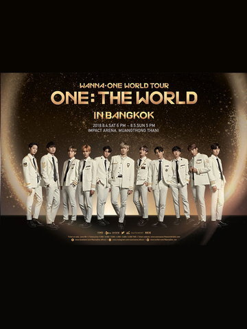 Wanna One World Tour < ONE : THE WORLD > in Bangkok