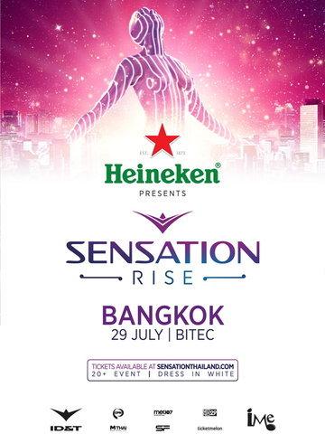 Heineken Presents Sensation Thailand