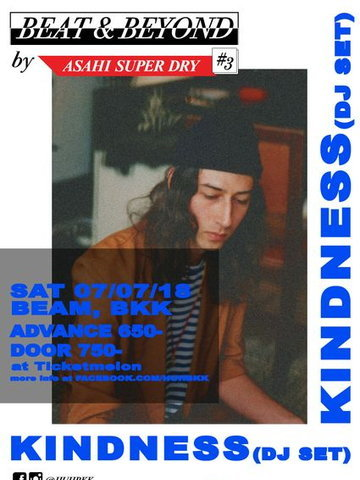 Beat and Beyond #3 : Kindness (DJ set)