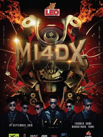 Leo presents MI4DX Concert