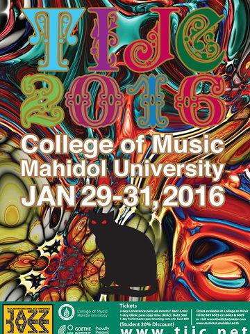 Thailand International Jazz Conference 2016